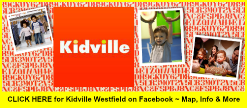 Kidville Westfield New Jersey on KimBongiornoWrites