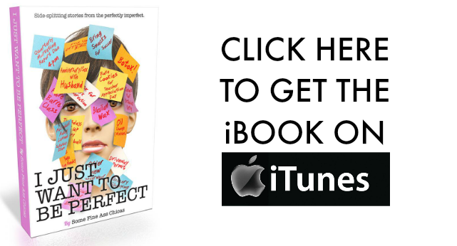 Get I Just Want to Be Perfect on iTunes for iBooks