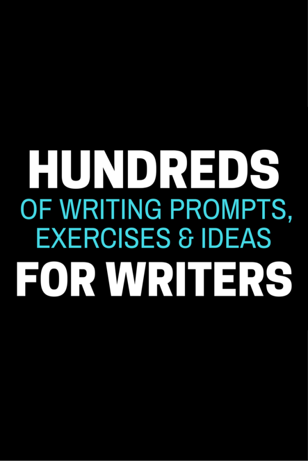Writing prompts, writing exercises, books on writing and other resources for writing inspiration | #amwriting
