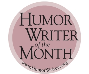 Kim Bongiorno Humor Writer of the Month