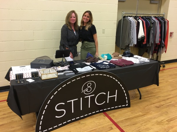 Stitch Boutique at the Jen Mann Big Book Tour Girls Night Out in Madison, NJ 2017 | #madisonnj #shopsmall