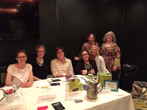 Jen Mann Big Book Tour stop in Hackensack NJ