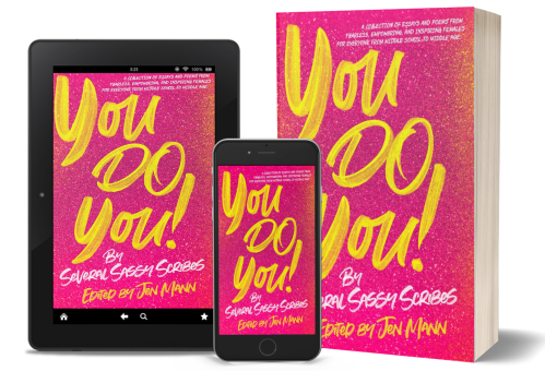 YOU DO YOU is a love-fest for the females in your life, written by authors ages 12 to 64, including Kim Bongiorno of @letmestart | books for girls, feminism, books for women, girl power