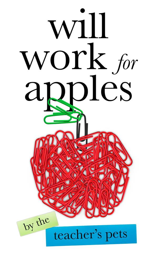 WILL WORK FOR APPLES featuring Kim Bongiorno
